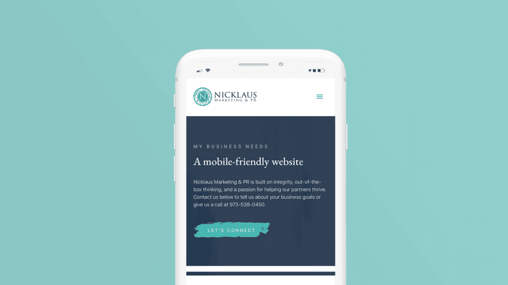 Why Mobile-friendly design is crucial for your business on smartphone