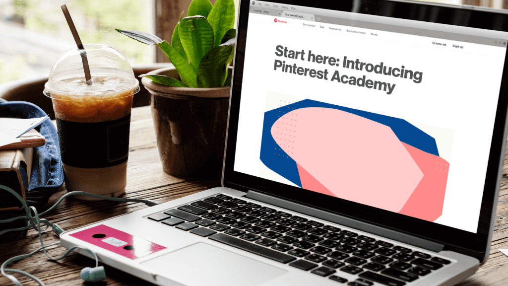 4 New Marketing Tools Launched by Pinterest using pinterest academy