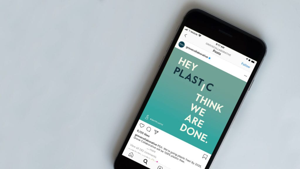 Ways to Build Your Brand Through Social Media a post with a purpose