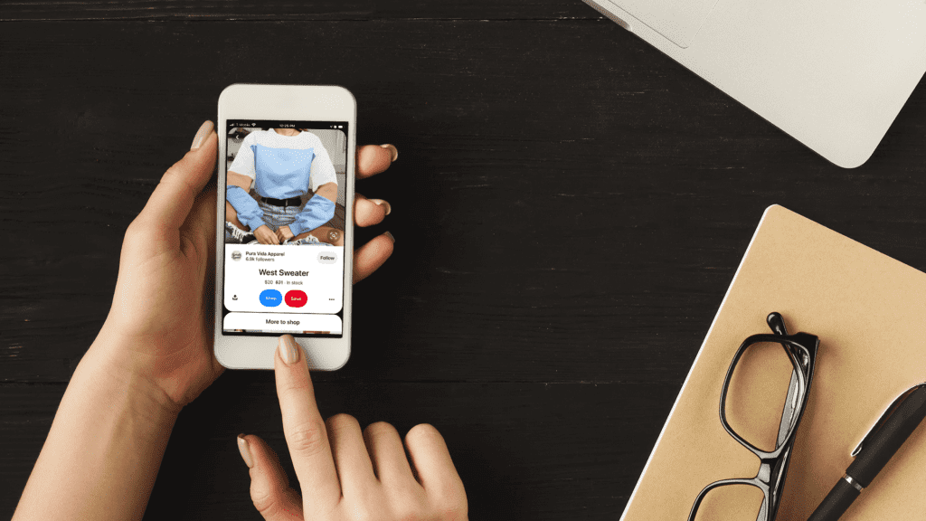 4 New Marketing Tools Launched by Pinterest shopping from pin