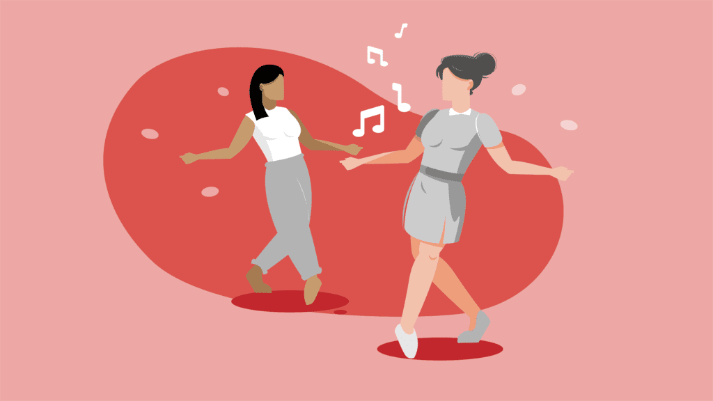 4 playlists to spice up your summer adventures girls dancing
