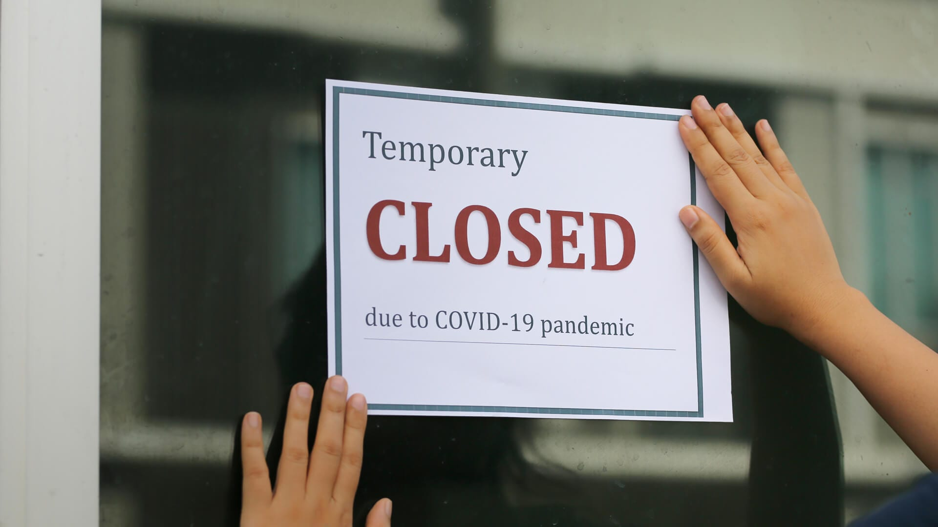 targeted brand strategy closed for covid 19